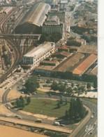 **  33  *** BORDEAUX  La Gare - Vue Aérienne - Neuve TTB - Bordeaux