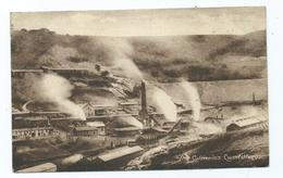 Wales Monmouthshire The Collieries Cwmtillery Coal Mines Posted 1923 Large Circle - Monmouthshire