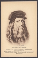 97785/ Léonard De VINCI, Peintre, Etc... - Artistes
