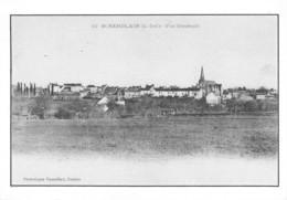 REPRODUCTION - VUE GENERALE - Saint Herblain