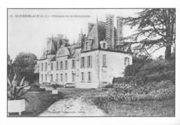 REPRODUCTION - CHATEAU DE LA GOURNERIE - Saint Herblain