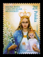 Poland 2018 Mih. 4974 Mother Of God Teacher Of Youth MNH ** - Unused Stamps