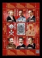 Poland 2018 Mih. 5040/47 100th Anniversary Of Poland's Regaining Independence MNH ** - 1944-.... Republik