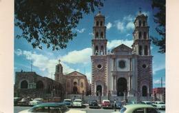 CATEDRAL DE CIUDAD JUAREZ Y ANTIGUA-MEXICO-NON VIAGGIATA - Messico