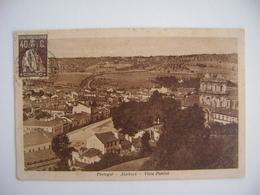 "PORTUGAL - POST CARD ""ALCOBAÇA - VISTA PARCIAL"" IN THE STATE - Portugal"