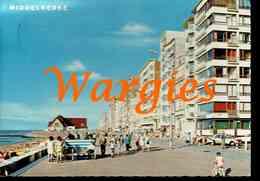 CPM. MIDDELKERKE -  Casino, Plage Et Digue De Mer   (1970) - Middelkerke