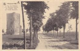 Nieuwpoort, Nieuport , Boulevard Extérieur, Tour Des Templiers (pk60930) - Nieuwpoort