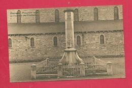 C.P. Horrues =   Monument  Des Combattants - Soignies