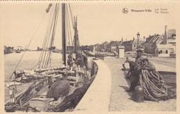 Nieuwpoort, Nieuport , Les Quais (pk60932) - Nieuwpoort