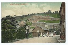 Postcard  Wales Llanhilleth The Schools  Unused Monmouthshire   T.wares - Monmouthshire