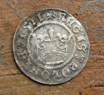 Ancient Medieval Silver European Coin 1511 Year - Archeologie