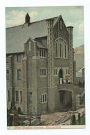 Postcard  Wales Llanhilleth The New Baptist Church  Unused Monmouthshire   T.wares - Monmouthshire