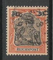 Deutsches Reich 1900 Michel 59 Germania O - Allemagne