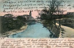 CRIKVENICA-VIAGGIATA 1923 - Croazia