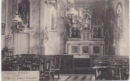 WACKEN - WAKKEN - 1910 - Pensionaat Wacken - Kapel - Uitg. Ch. Demey-Minjauw - Dentergem