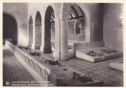Begraafplaats Van Grimde, Binnenzicht Noordelijke Zijbeuk (pk60937) - Tienen