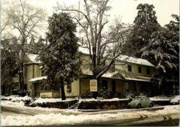 Julian Hotel In Winter - Hotels & Restaurants