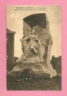 C.P. Houdeng-Aimeries =  Le  Monument 1914-1918 - La Louvière
