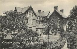 CHELTENHAM   EXTERIOR VIEW ST HILDAS - Cheltenham