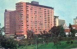 BOGOTA-COLUMBIA-HOTEL TEQUENDAMA- VIAGGIATA 1969 - Colombia