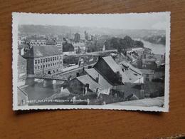 Photocarte De Namur: Panorama Du Confluent -> Beschreven - Namur