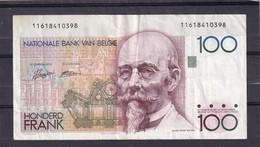 Belg 100 Fr ND    F - [ 2] 1831-... : Belgian Kingdom