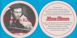 König Brauerei Duisburg ( Bd 2263 ) - Bierdeckel