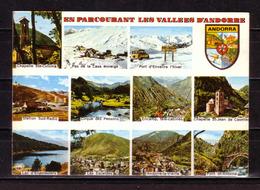 475f * VALLS D'ANDORRA * IN 12 ANSICHTEN ** !! - Andorra