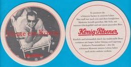 König Brauerei Duisburg ( Bd 2264 ) - Bierdeckel