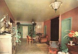 CARTE POSTALE DE MACON - HOTEL DE GENEVE - A BOBANT PROPRIETAIRE - LE HALL - Macon
