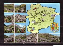 480f * VALLS D'ANDORRA * IN 12 ANSICHTEN ** !! - Andorra