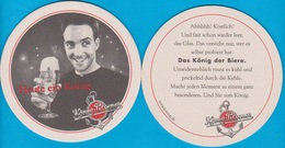König Brauerei Duisburg ( Bd 2268 ) - Bierdeckel