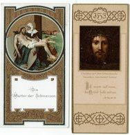 Religionsbildchen 2x - Religion & Esotericism