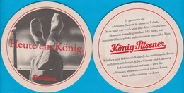 König Brauerei Duisburg ( Bd 2269 ) - Bierdeckel