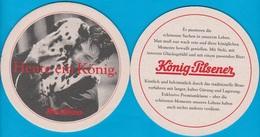 König Brauerei Duisburg ( Bd 2270 ) - Bierdeckel
