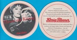 König Brauerei Duisburg ( Bd 2271 ) - Bierdeckel