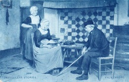 TRAVELLERS STORIE-VALKENBERG-VIAGGIATA 1905 - Valkenburg