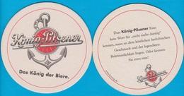 König Brauerei Duisburg ( Bd 2273 ) - Bierdeckel