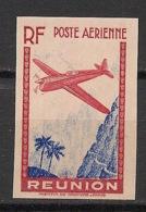 Réunion - 1938 - PA N°Yv. 4e - Variété Sans Valeur + Non Dentelé / Imperf. - Neuf Luxe ** / MNH / Postfrisch - Luftpost