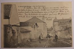 Cpa Evry Petit Bourg Rue Du Puits Jamets 1903 - TOR20 - France