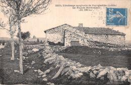 07-LANARCE AUBERGE DE PEYREBEILLE-N°1124-A/0345 - La Voulte-sur-Rhône