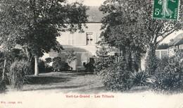 91 - Vert Le Grand - Les Tilleuls - France