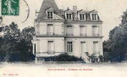 91 - Vert Le Grand - Chateau Du Guichet - France