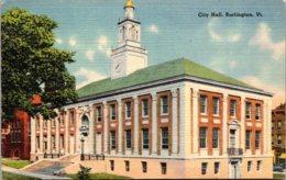 Vermont Burlington City Hall - Burlington