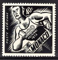 MONACO 1953 -  Y.T. N° 51 / NEUFS** / 1 - Poste Aérienne