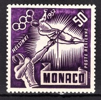 MONACO 1953 -  Y.T. N° 52 / NEUFS** / 3 - Poste Aérienne