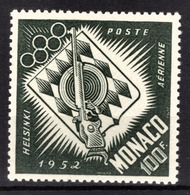 MONACO 1953 -  Y.T. N° 53 / NEUF** / 1 - Poste Aérienne