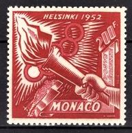 MONACO 1953 -  Y.T. N° 54 / NEUF** / 1 - Poste Aérienne
