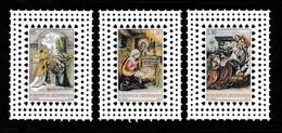 LIECHTENSTEIN 2004 Christmas: Set Of 3 Stamps UM/MNH - Liechtenstein