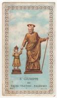 Santino Antico San Giuseppe Da Palermo - Religione & Esoterismo